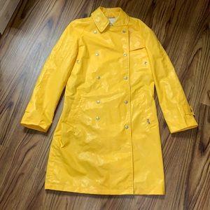 Burberry London Women Fashion Raincoat (Large)